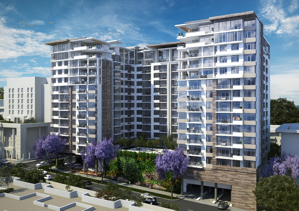 The Tyrwhitt Apartments at Rosebank